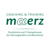 Logo Coaching & Training Maerz